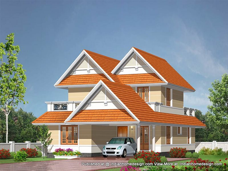 low cost housing plans. Low Cost 2 bedroom Indian Home