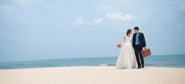 Kinh nghiệm chụp ảnh (hình) cưới đẹp tại Hồ Cốc