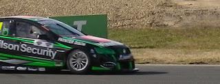 WILSON SECURITY RACE CAR