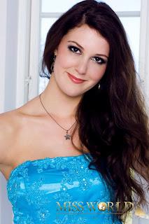 Miss World Denmark 2012 Sofie Gosmand Jensen