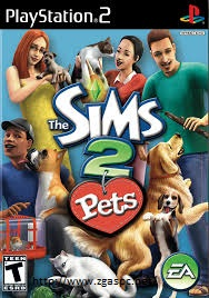 Free Download Games the Sims II Pets PCSX2 ISO untuk KOmputer Full Version ZGASPC