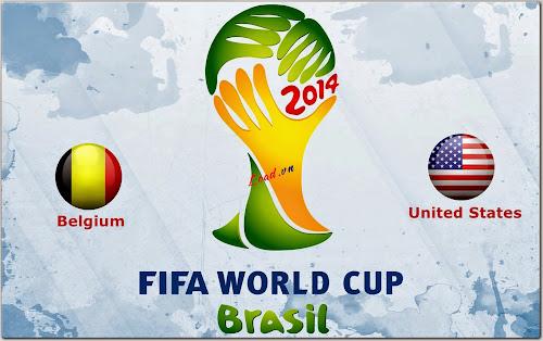 Belgium , USA , Round 16