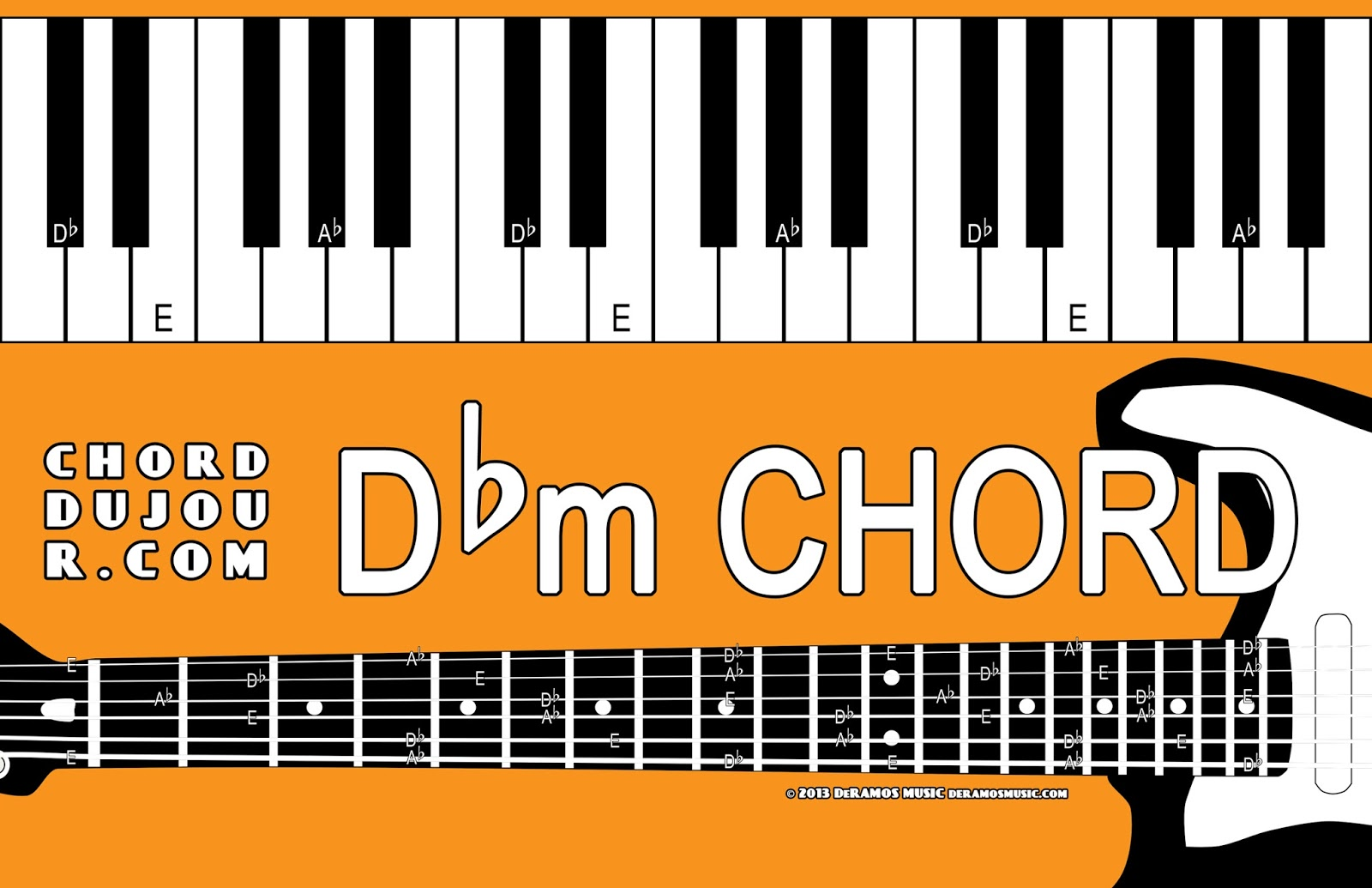 Chord du jour september 2013 dictionary dbm chord hexwebz Image collections