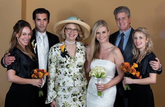 cast of holiday engagement
