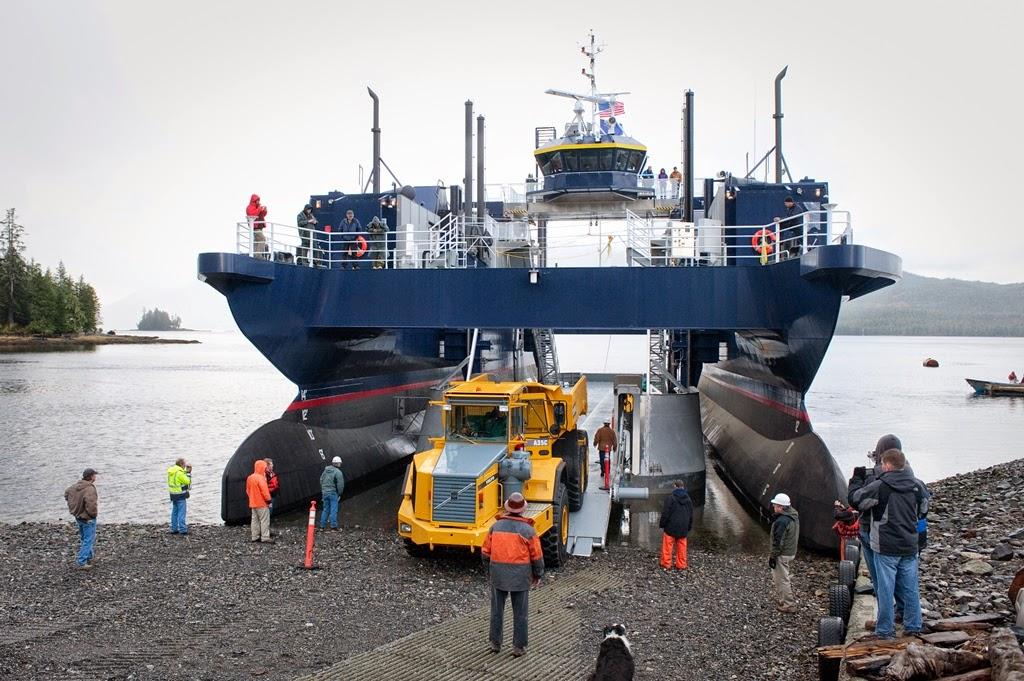 Knik Arm ferry - Wikipedia