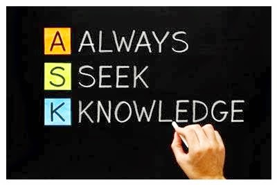Alwasy Seek Knowledge