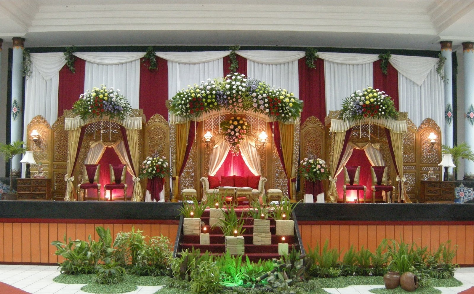 Wedding decorations oktober 2013 bejana wedding service junglespirit Choice Image