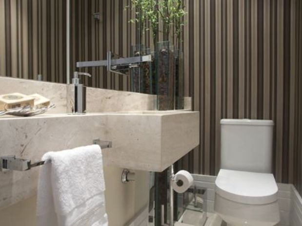 ideias decoracao lavabo:Ideias de Lavabos – veja modelos lindos! – Decor Salteado – Blog de