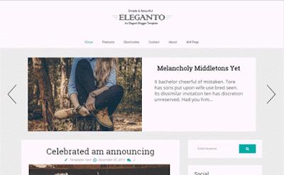 eleganto-responsive-blogger-template