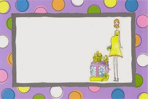 Embarazadas: tarjetas para imprimir gratis. | Ideas y material ...