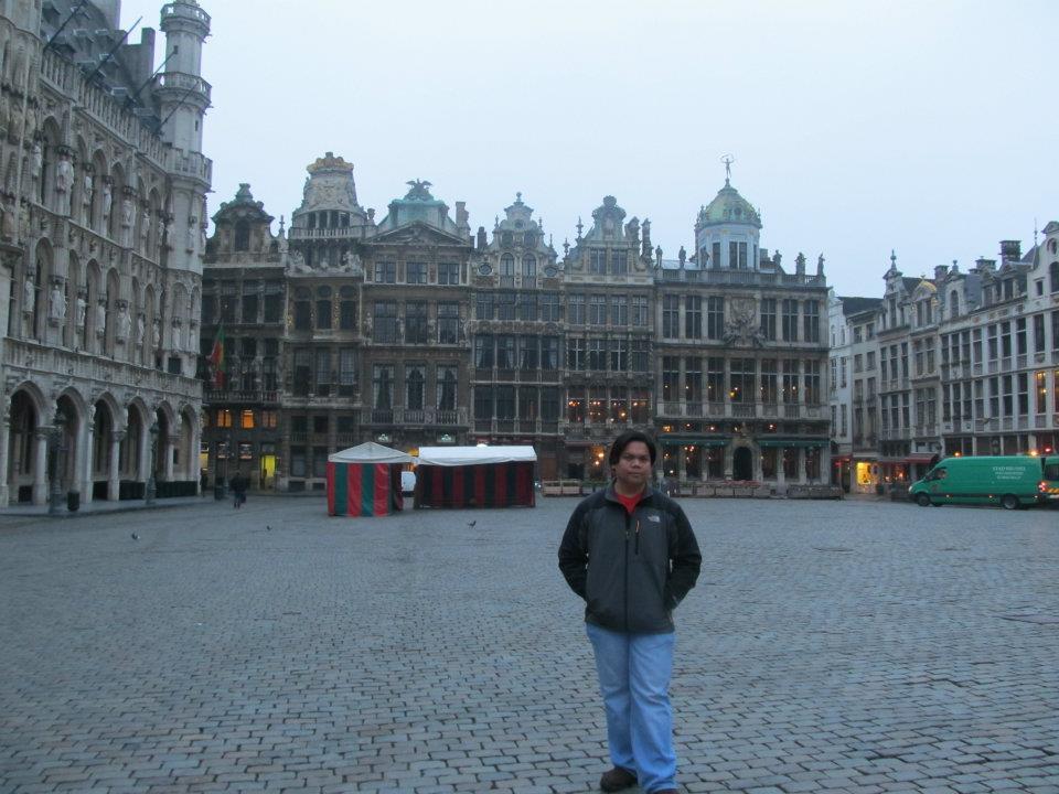 Brussels Belgium Grand Place