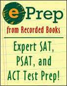 ePrep - get ready for the PSATs, ACTs & the SATs