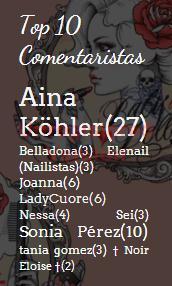 Mis Top 10 Comentaristas