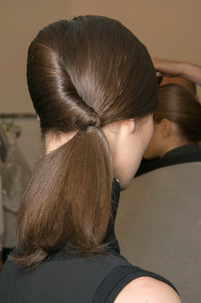 TWISTED PONYTAIL PORTS 1961 FALL 2013