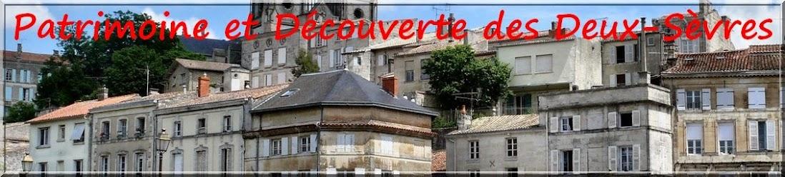 Patrimoine et découverte des Deux-Sèvres