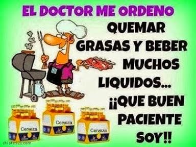 ♥ Hago lo que dijo el doctor ♥