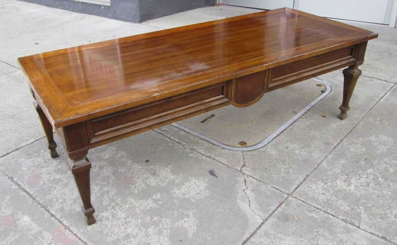 Uhuru Furniture Collectibles Sold Long Coffee Table 25