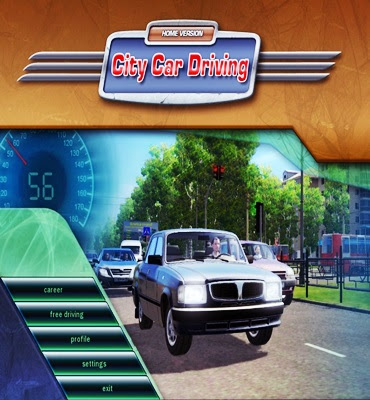 City Car Driving Home Edition v1.4.1 [RELOADED]