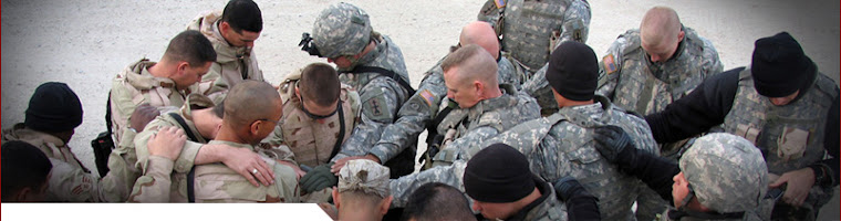 Military Chaplain Retired - bringing God to the People and the People to God.