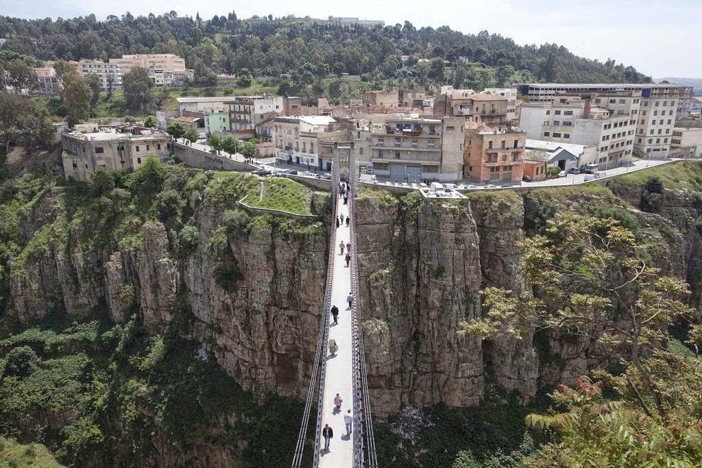 Constantine Algeria  City pictures : Constantine: Algeria's City of Bridges ~ Kuriositas