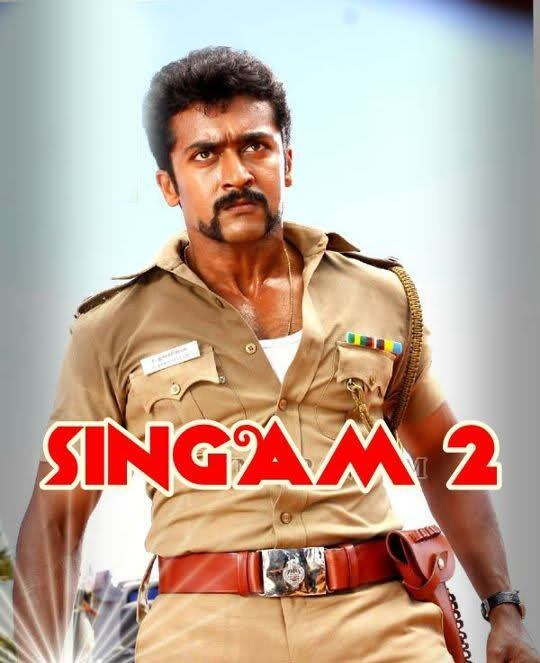 Man Candy Monday 2 Casting Heroes: World First: Singam 2 Pic New