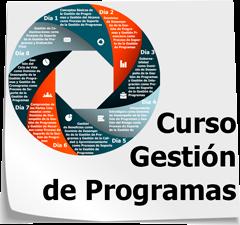 Curso Gestión Programas - Bogotá, Oct 12 - Nov 03
