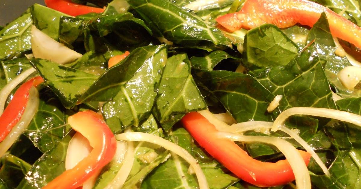 Whole Foods Vegan Collard Greens Recipe