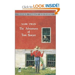 adventure book critical essay review sawyer tom One such adventure, tom's whitewashing of a fence,  critical analysis  a musical adaptation of the adventures of tom sawyer, with book,.