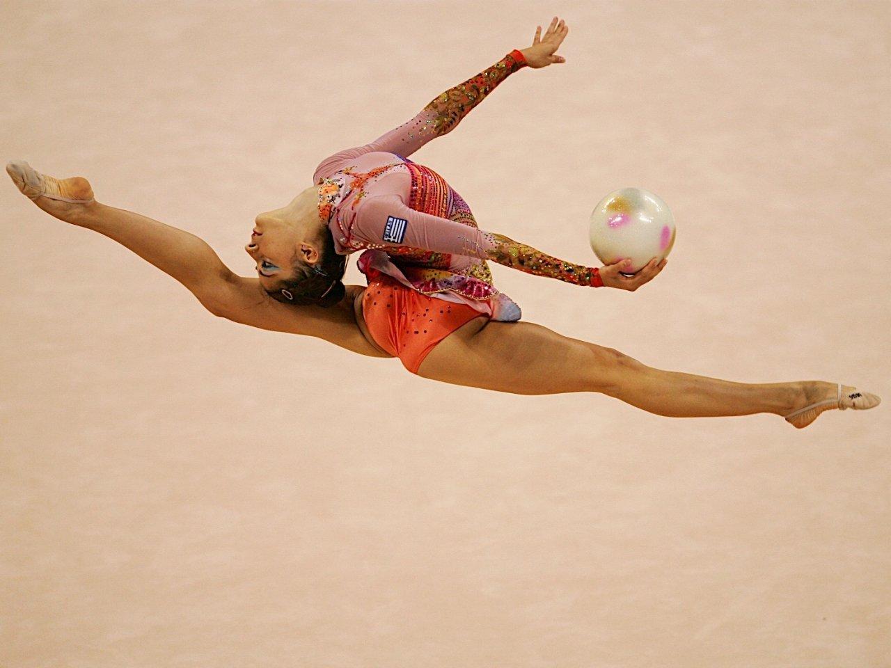 Фото гимнастки голоя 28 фотография