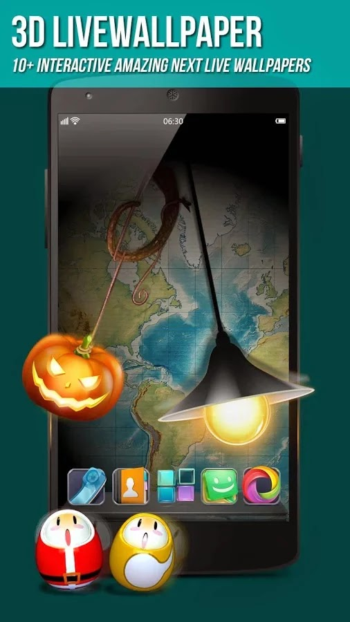 Next Launcher 3D Shell v3.18 Build 142 Patched