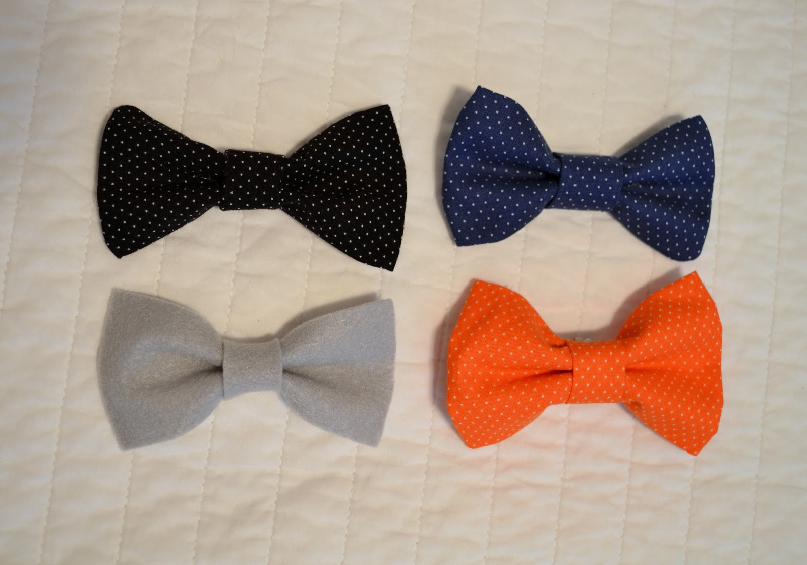 all things bright and beautiful baby bow ties
