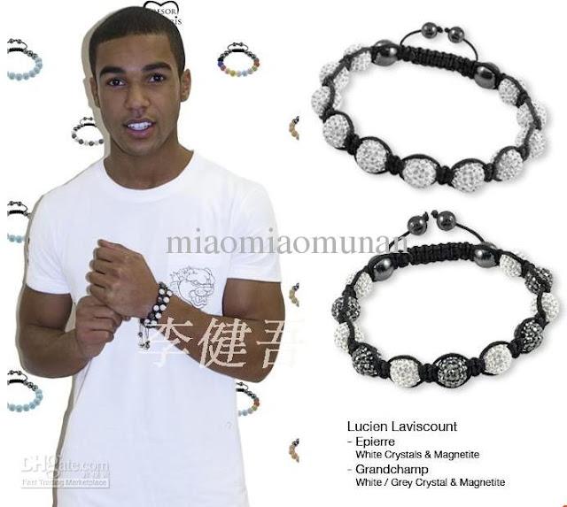 Shamballa Bracelet For Men2