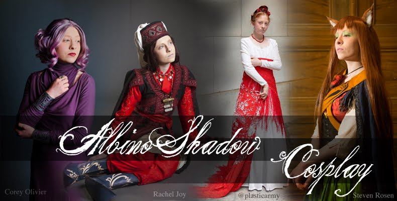 Albinoshadow Cosplay