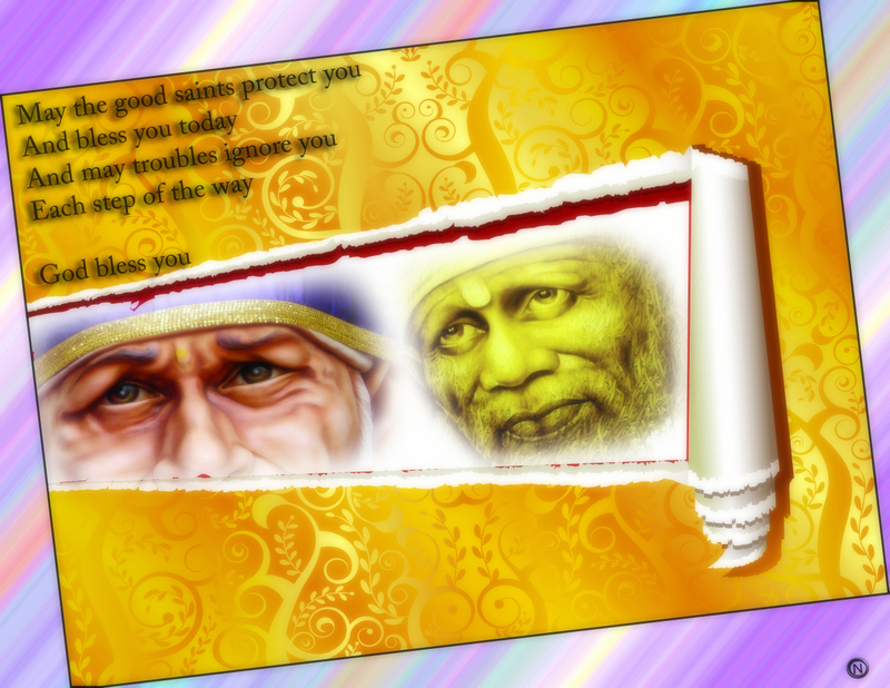 A Couple of Sai Baba Experiences - Part 790