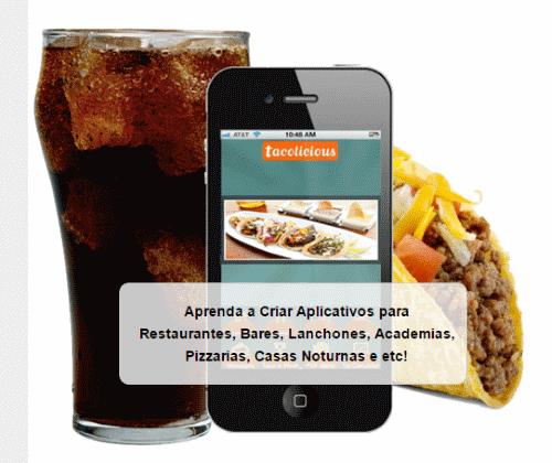 Curso Aprenda a criar, desenvolver e vender aplicativos de Smartphones e talets