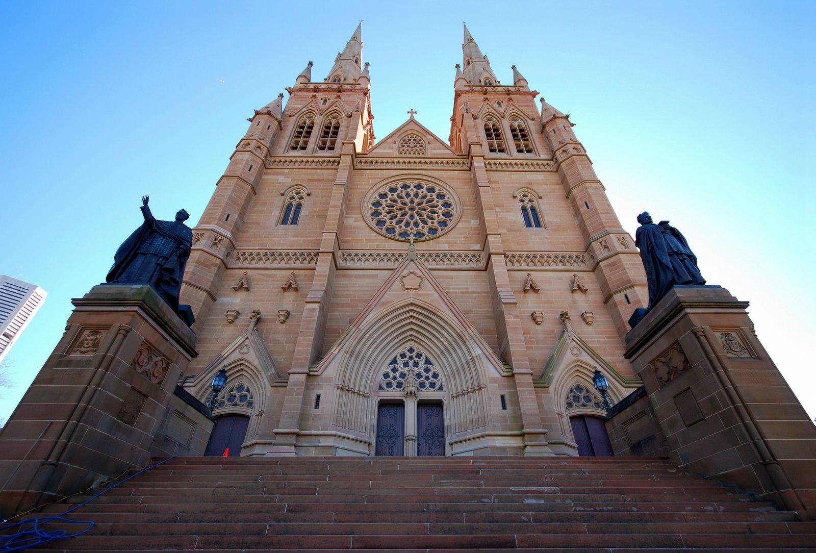 Saint Marys Australia  City new picture : vexilla regis: September 2011