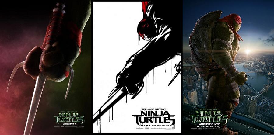 Raphael Teenage Mutant Ninja Turtles 2014