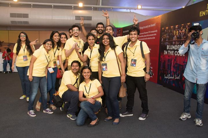 IndiCrew Salute! Pictures BNLF Conference IndiBlogger Mumbai