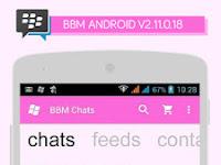 Download BBM Windows Phone Pink v2.11.0.18 Apk Terbaru 2016