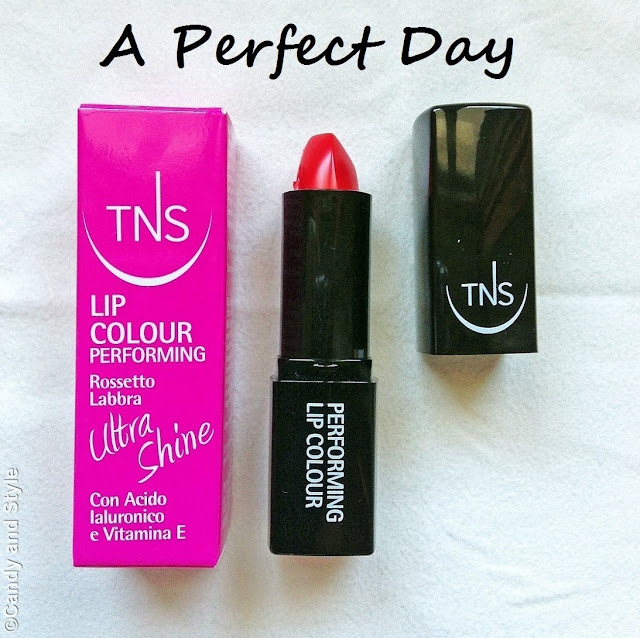 TNS Cosmetics Shiny Lips Collection