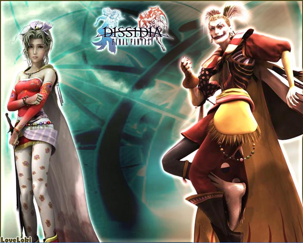 Final Fantasy HD & Widescreen Wallpaper 0.973525370500916