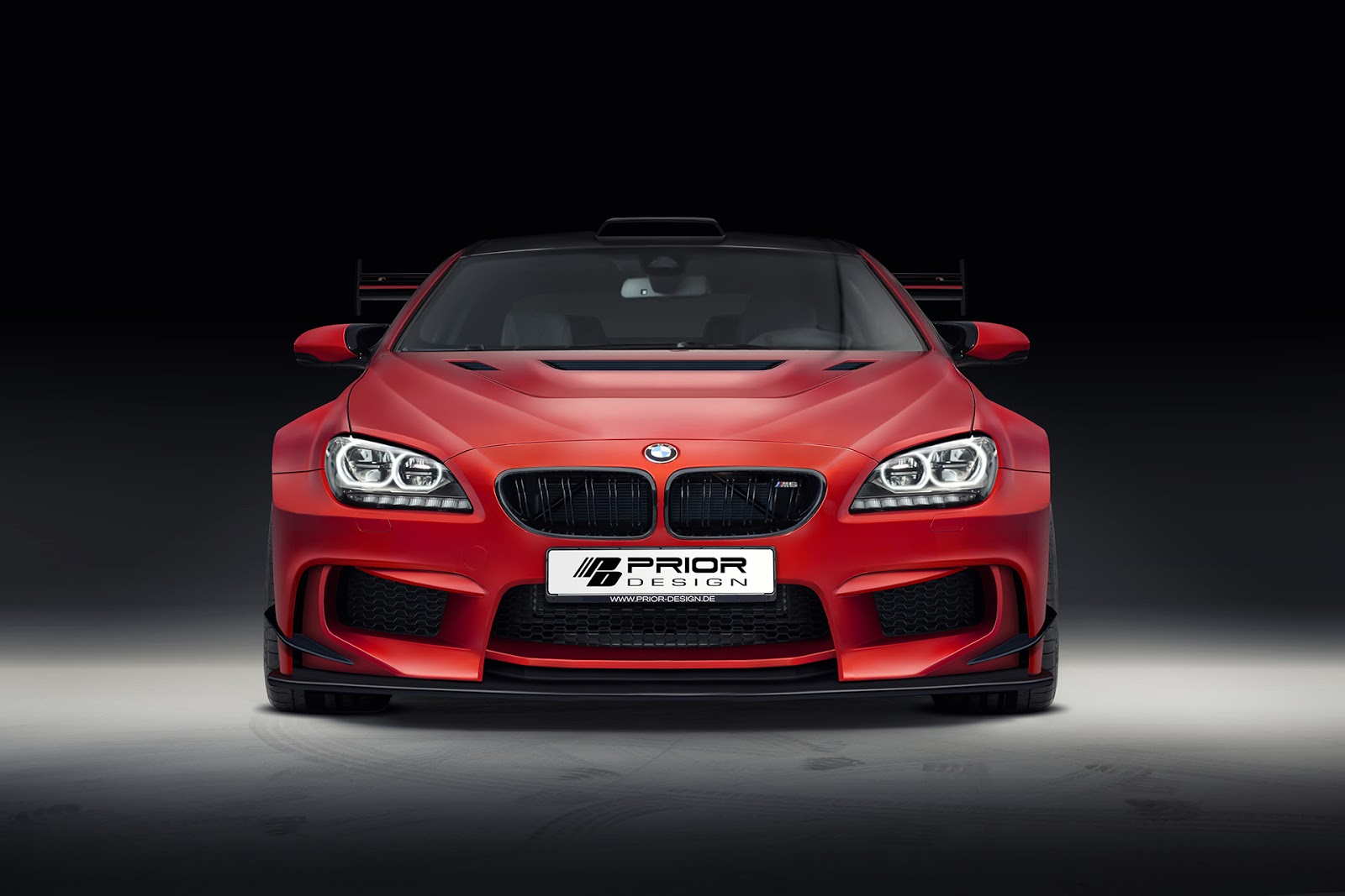 prior design bmw m6 f12 f13 pd6xx widebody aerodynamic kit announced