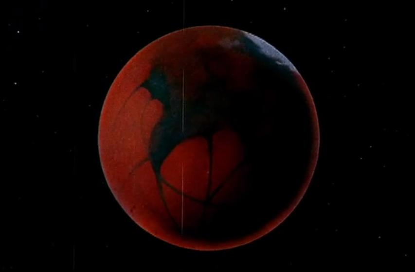 Red Planet Movie Aliens