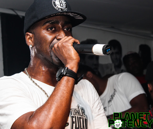 Sy Ari Da Kid performing TUOAFN at 2013 A3C