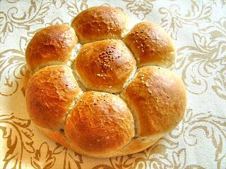 Pâine floare