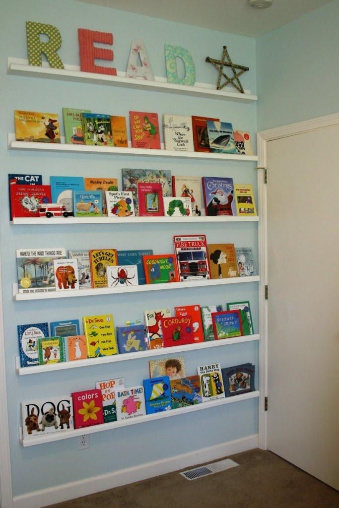 Jen Uinely Inspired Nursery Room Reveal