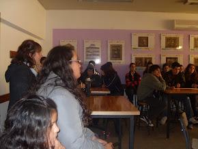 "Proyecto ""Cine educa"""