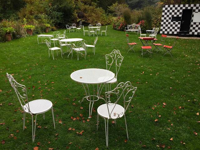 Auberge aux 4 vents jardin Fribourg