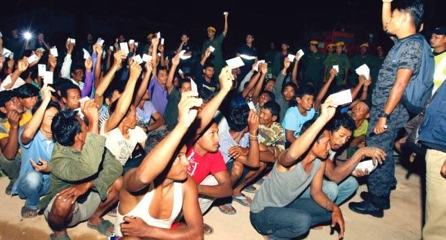Seramai 10 751 PATI Dihantar Pulang Dari Januari Julai Lepas