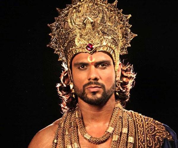Foto Dan Biodata Arpit Rangka Pemeran Duryodhana Mahabarata
